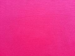 glattes Bündchen - pink