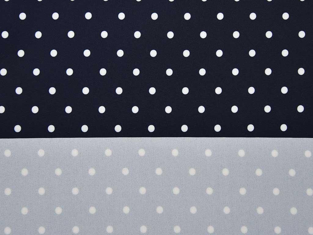 wasserabweisender stoff punkte dunkelblau wunderland der stoffe weidenweg 5 40822 mettmann. Black Bedroom Furniture Sets. Home Design Ideas