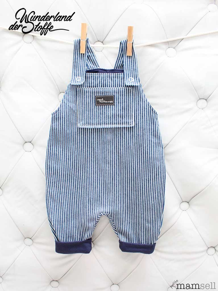 leichter jeans overall