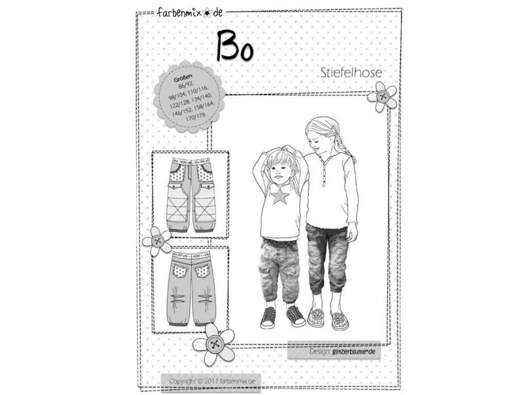 Hose Bo Schnittmuster - Wunderland der Stoffe, Weidenweg 5, 40822 ...