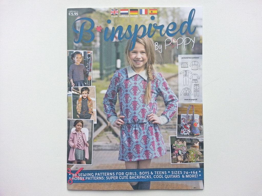 Be Inspired Schnittmuster Magazin - Wunderland der Stoffe, Weidenweg ...