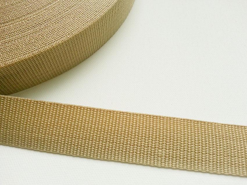 weiß Gurtband 3 cm Polyamid