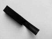 3 m Schrägband, schwarz 000