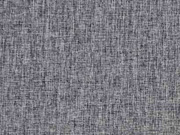 RESTSTÜCK 42 cm Softshell meliert,  grau