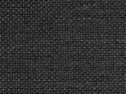 Taschenstoff, schwarz