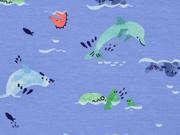 Jersey Delfine, hellblau