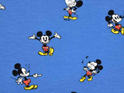 Jersey Mickey Mouse, blau