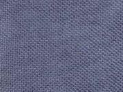 RESTSTÜCK 26 cm Lederimitat Noppen Filzrücken, dunkelblau
