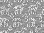 Jersey Zebras, grau