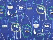 Softshell Monster, dunkelblau