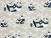 Jersey Pandabären, hellbeige