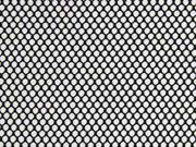 Netzstoff Mesh für Taschen, schwarz