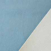 Lederimitat geprägte Optik, dusty blue