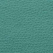 Lederimitat geprägte Optik, smaragd grün metallic