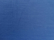 Bündchen Feinripp dunkleres jeansblau
