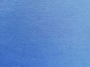 Bündchen Feinripp jeansblau