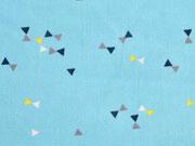 BW Little Darling kleine Dreiecke, hellblau