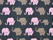 Jersey Elefanten, dunkelgrau