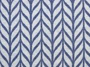Hamburger Liebe Maxi Knit, jeansblau