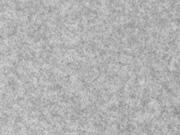 100% Bio Baumwollfleece, hellgrau melange
