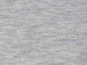 Bio-Jersey (Kombi zu Knit Knit), hellgrau melange
