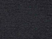 RESTSTÜCK 25 cm Bio-Bündchen, schwarz
