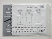 1061 Kleid Schnittmuster its A fits