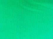 Feinripp Bündchen - leuchtendes Grün