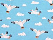 Jersey Cool Seagulls, hellblau