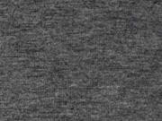 Reststück 75cm Bio-Jersey (Kombi zu Knit Knit), anthrazit melange