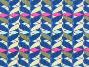 Lila Lotta Donna-Lucia Feincord, blau-pink