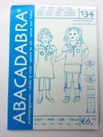 134 Shirt-Kleid-Rock-Hose Schnittmuster Abacadabra