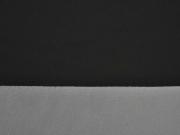 Softshell uni, grau schwarz