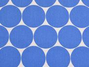 BW Fresh Dots 5 cm, himmelblau/weiss