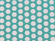 BW Fresh Dots 9 mm, mint/weiss