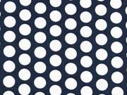 BW Fresh Dots 9 mm, nachtblau/weiss
