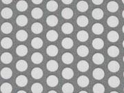 BW Fresh Dots 9 mm, grau/weiss