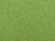 Taschenstoff ROM Canvas strapazierfähig, kiwi grün