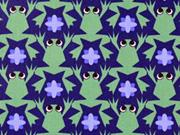 beschichtete BW Kiss the Frog Cherry Picking, navy
