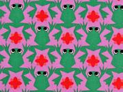 beschichtete BW Kiss the Frog Cherry Picking, rosa