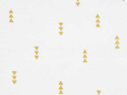 Camelot Mixology Luxe Dreiecke creme gold metallic