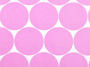BW Fresh Dots 5 cm, rosa/weiss