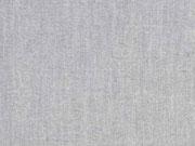 beschichtete Baumwolle Luisa,  grau melange