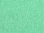 beschichtete Baumwolle Luisa,  mint (grün)
