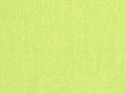beschichtete Baumwolle Luisa, limonengrün