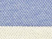RESTSTÜCK 80 cm Stricksweat Ben, hell jeansblau meliert