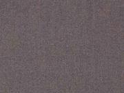 beschichteter Baumwollstoff einfarbig Luisa, schlamm