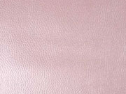 RESTSTÜCK 45 cm Rex Kunstleder geprägte Optik, rosa metallic