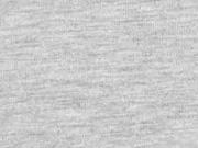 RESTSTÜCK 70 cm Jersey uni, grau meliert