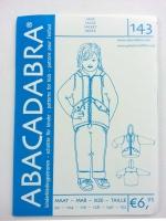 143 Jungenjacke Schnittmuster Abacadabra